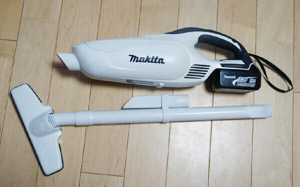 マキタ「CL182FD 充電式クリーナー」