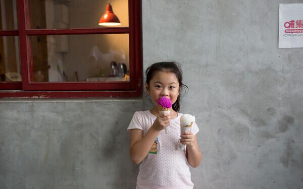 台湾の子ども