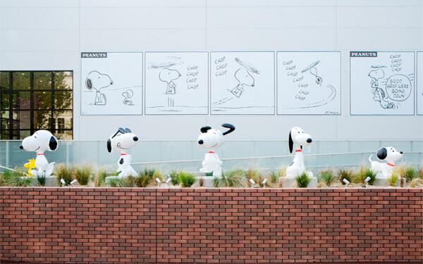 子どもが楽しめるしかけもたくさん 東京・六本木にオープンした、スヌーピーミュージアムに潜入!