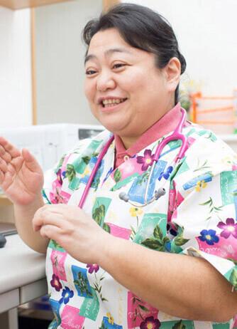 鳥海佳代子先生/小児科専門医(とりうみ小児科 院長)