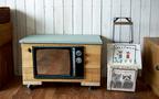 DIY+古道具で、子どもアイテムを整理する! 【sayo.さん家のインテリア#02】
