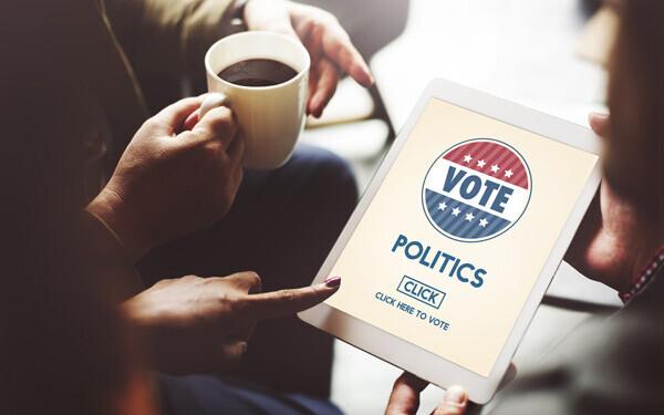 選挙と投票