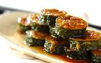 夏の副菜リピート数NO.1 「ズッキーニの揚げ浸し」