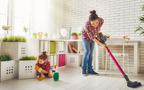 子育て中のママ必見! 楽に家事する7つの裏技
