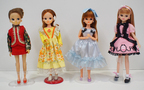 歴代リカちゃんの画像あり! 誕生50周年を迎えるリカちゃん人形の魅力【昔の子ども、今の子ども。】