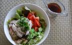 平日の夕飯作りの負担を減らせる! しりとり常備菜「ゆで鶏」編