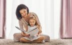 イライラママも天使の心を取り戻す「絵本の読み聞かせ」法