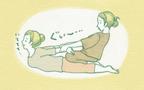 「頑張ってね」とは言わない優しさ【新米ママ歴14年 紫原明子の家族日記 第8話】
