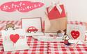 ポップアップのバレンタインカード、パパや子どもに大好きをつたえよう 【おうちで季節イベント お手軽アートレシピ Vol.4】