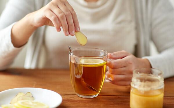 ハチミツレモン紅茶