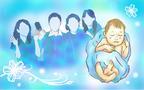 誰が子どもに最初に色をつけるのか【新米ママ歴14年 紫原明子の家族日記 第12話】