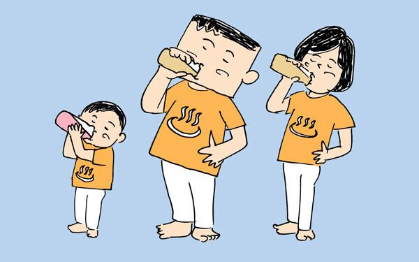 我が家のお風呂戦記【下請けパパ日記~家庭に仕事に大興奮~ Vol.8】