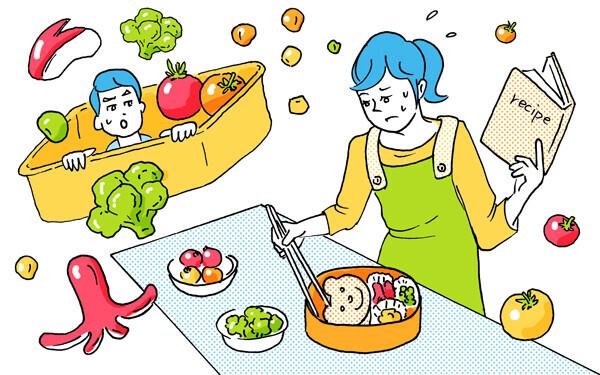 方程式を捨てよ!  「量」と「味」を間違わなければOKなお弁当作り【21時30分からのパパ会 Vol.3】
