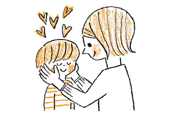 子どもの不調は「ママの手」でケア! 元気がない時は、ココをもんであげよう!
