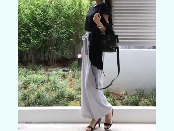 雨の日の通勤コーデはユニクロでスッキリ美人に【ユニクロ大人コーデ~アメブロ30代ファッション1位 Hanaさん ~ Vol.3】