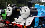 「トーマス号」に乗るならここもオススメ! ヒロやパーシーに会えるフェア&美肌の湯で旅を満喫
