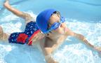 プールでの日焼け止めは禁止すべき?【パパママの本音調査】  Vol.131