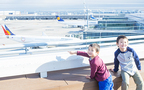 羽田空港で遊ぶ! 飛行機に乗らなくても子供と1日遊べる!