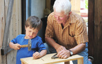 俺だって孫と一緒に遊びたい! 趣味を生かして人気者になる、じいじキラキラ計画