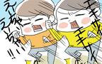エキサイ!エキサイ!からのシンクロ決め【めまぐるしいけど愛おしい、空回り母ちゃんの日々 第30話】