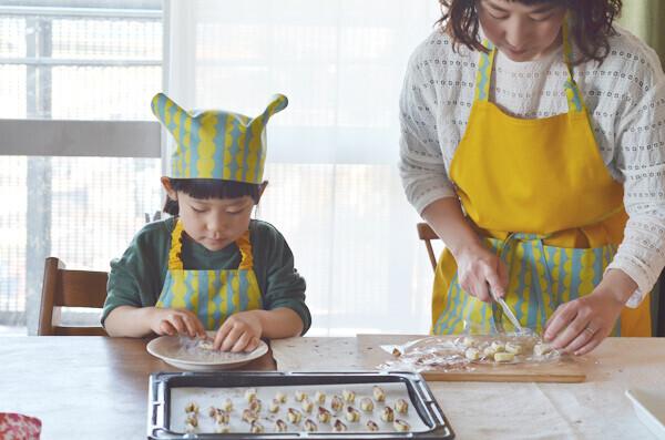 5歳の娘が「初めての友チョコ」作りにワクワク!  親子でバレンタイン大作戦【ママのお試しコレクション Vol.4】