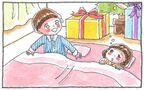クリスマスプレゼントに大喜びな4歳、思わず美人ママをナンパ【泣いて! 笑って!  グラハムコソダテ  Vol.4】