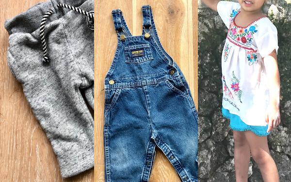 「子どもの成長に負けない!」長く着回す「子ども服の選び方」ベスト4