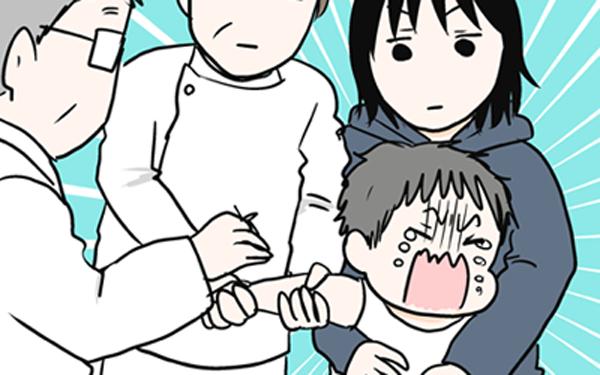 予防接種の受け忘れに注意! すっかり漏れていた4歳の日本脳炎 【うちのこざんまい 第11話】