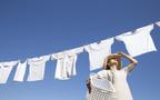 """たたまない・しまわない「ゆるルール」で""""子どもにお任せ""""の衣類管理術"""