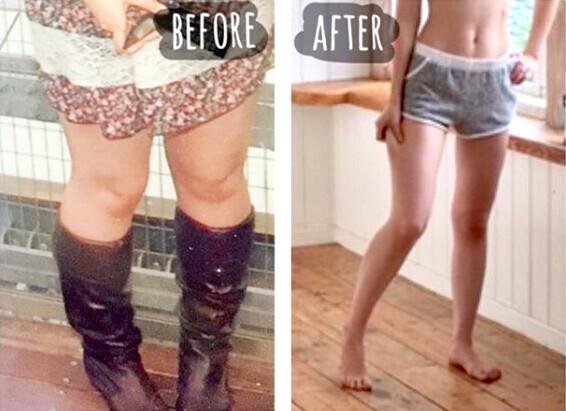 産後に太くなった脚はもみほぐせ! ダイエット美容家、本島彩帆里の「美脚メソッド」