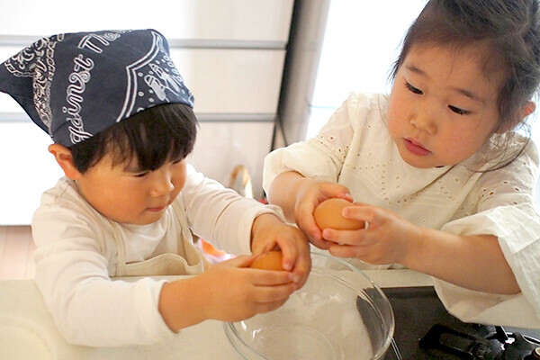 2歳からでも料理はできる! 始める前に伝えたい3つのこと【子どもに料理を教えたい!  Vol.1】