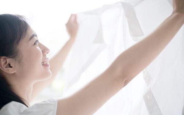 洗濯物が2時間でカラッ!「部屋干しのニオイを断つ」たった2つのポイント