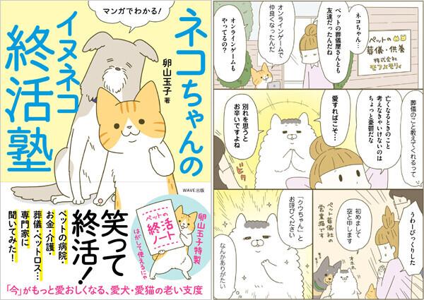 ネコちゃんに教わる、シニアペットと暮らす心得<お別れ編>