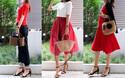 夏はアクティブに! ユニクロで作る、大人の「赤」コーデ【ユニクロ大人コーデ~アメブロ30代ファッション1位 Hanaさん ~ Vol.31】