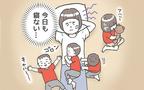 断乳後、寝つきの悪い息子があっさり寝るなんて! これまでの苦労は…【笑いに変えて乗り切る!(願望) オタク母の育児日記】  Vol.17