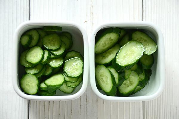 簡単なのに優秀!! 「きゅうりの塩もみ」があれば、小鉢やメインがすぐ完成【ラクしておいしい! 子どもごはん  Vol.2】