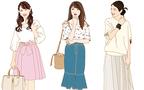 """ギャル系ファッションを謳歌したプリクラ世代。トレンドはいつだって""""今""""?"""