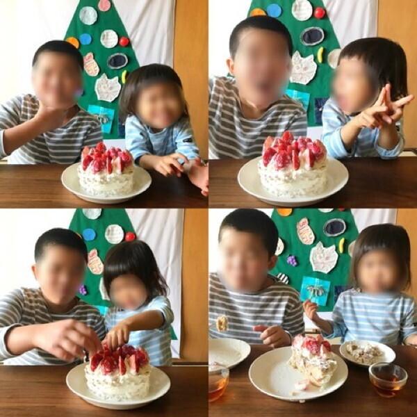 「クリスマスケーキ、作ってみない?」実際に使える手作りケーキ4つのアイデア