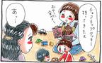 チョコ、炭酸はいつから? ママ友集まりで悩むお菓子の付き合い方【泣いて! 笑って! グラハムコソダテ  Vol.17】