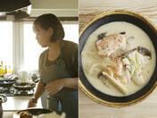 フライパンと片手鍋だけでできる、料理研究家・角田真秀さんのおいしい料理