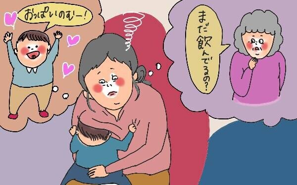 """""""授乳はつらかったけど大好きな時間だった""""そう語るママたちの断乳・卒乳"""