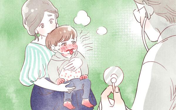 【医師監修】高熱が5日以上…「カゼではないかも?」子どもがかかる川崎病とは?<パパ小児科医の子ども健康事典 第14話>