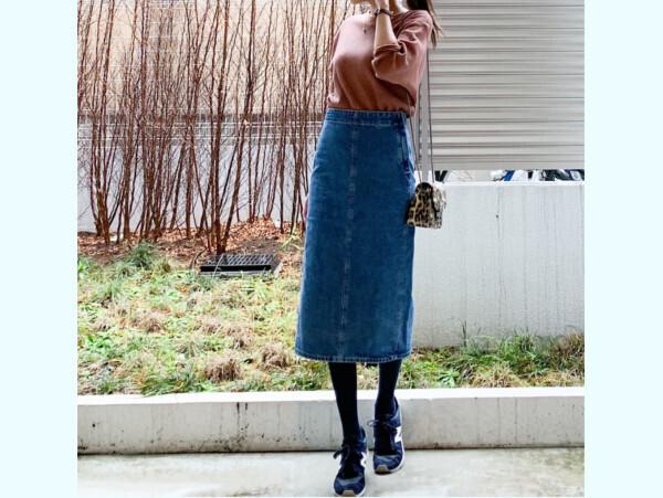 【ユニクロ】着痩せ効果絶大! タイトスカート&ナロースカートで大人の細見えコーデ【ユニクロ大人コーデ~アメブロ30代ファッション1位 Hanaさん ~ Vol.47】