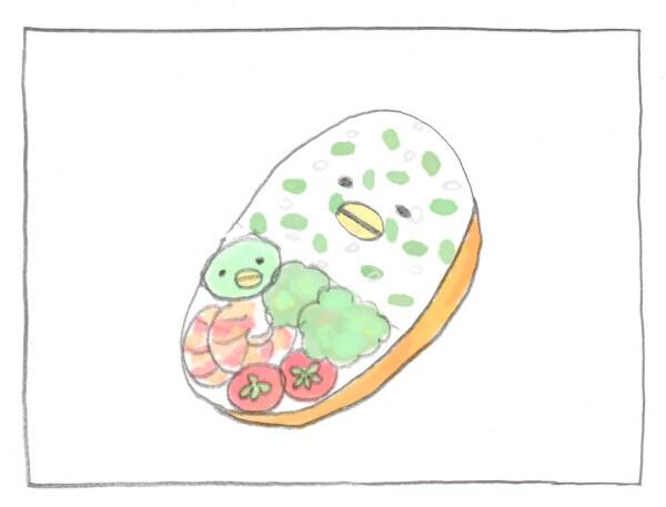 お弁当をラクに可愛くできるアイテム発見! 幼稚園児が喜ぶお弁当になった~【ぎゅうにゅう日記 第5話】