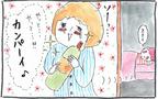 断乳中の寝かしつけ、夜泣きにゲッソリ。夫の協力で無事成功したけれど…【泣いて! 笑って! グラハムコソダテ  Vol.26】