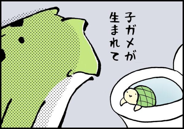 あれは妊娠のお告げ? 妊活中に見た不思議な夢の話【カエル母さんと3人のこども 第7話】