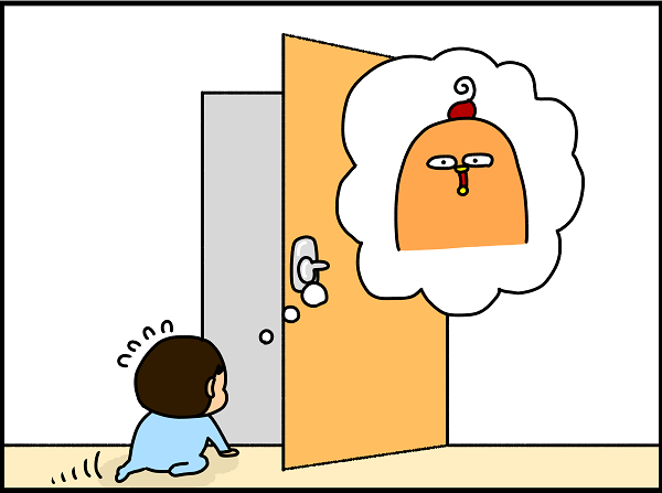 【新連載】一瞬の油断で、生後半年の息子が階段から…【ドイツDE親バカ絵日記 Vol.1】