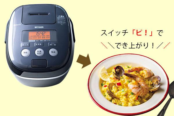 材料入れてスイッチONで「ごちそう」が完成!  魔法のような「炊飯器レシピ」を大公開