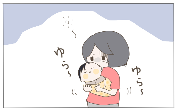 夜寝ない新生児の息子が劇的に変化! 安眠に導いたのはおなじみのあのアイテムだった【子育て楽じゃありません 第39話】