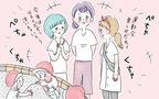 公園で子どもとママ友とおしゃべり! 楽しい時間にまさかのハプニング【泣いて! 笑って! グラハムコソダテ  Vol.37】
